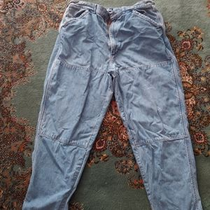 Vintage Polo by Ralph Lauren Flannel Lined Jeans